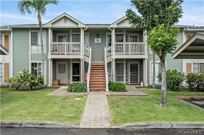 Waipahu Condo/Townhouse In Escrow Showing: 94-712 Lumiauau Street #LL203