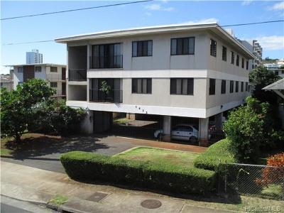 Honolulu HI Condo/Townhouse For Sale: $379,000