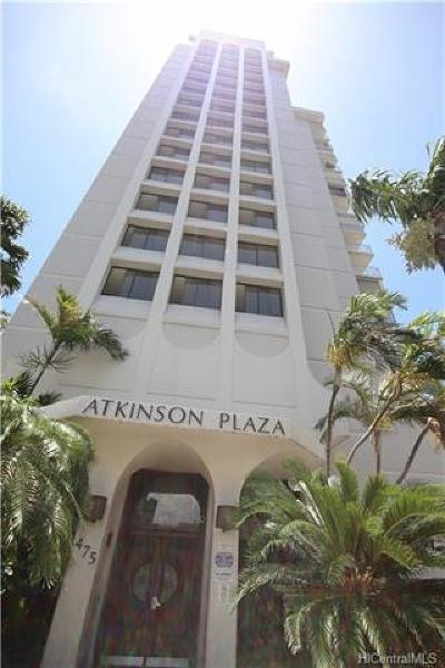 Condo/Townhouse In Escrow Showing: 475 Atkinson Drive #902