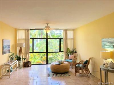 Kailua Condo/Townhouse In Escrow Showing: 1020 Aoloa Place #402A