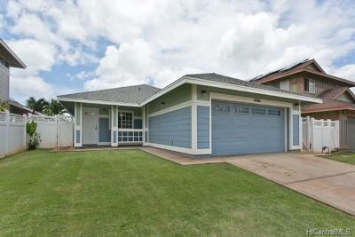 Single Family Home In Escrow Showing: 91-1083 Kaupea Street