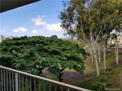 Mililani Condo/Townhouse For Sale: 95-2031 Waikalani Place #D506