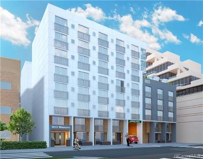 Honolulu HI Condo/Townhouse For Sale: $298,300