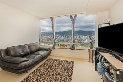 Honolulu Condo/Townhouse In Escrow Showing: 1009 Kapiolani Boulevard #3801