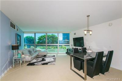 Honolulu HI Condo/Townhouse For Sale: $865,000
