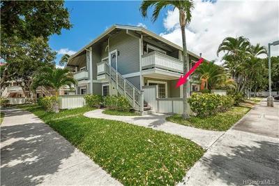 Honolulu HI Condo/Townhouse For Sale: $469,000