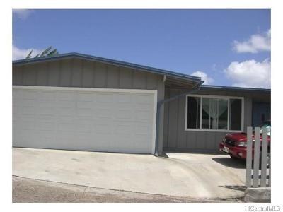 Aiea Single Family Home For Sale