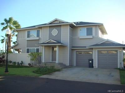 Ewa Beach Single Family Home For Sale: 91-1200 Keaunui Drive #610