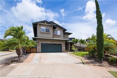 Kapolei HI Single Family Home For Sale: $848,000
