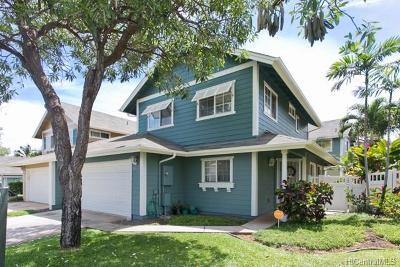 Waianae Single Family Home For Sale: 87-1972 Pakeke Street #R