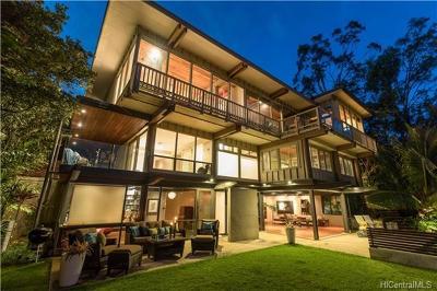 Single Family Home For Sale: 1517 Ehupua Place