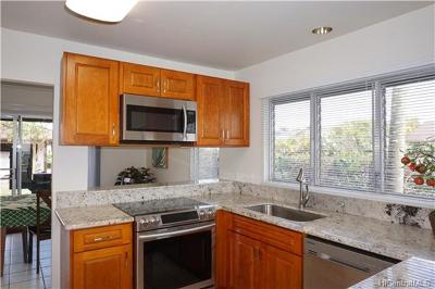 Mililani Single Family Home For Sale: 95-705 Kelewaa Street