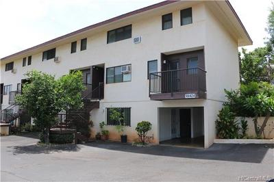 Aiea Condo/Townhouse For Sale: 98-424 Kaonohi Street #3 (20/47