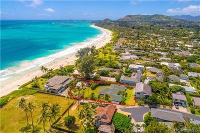 Kailua Single Family Home In Escrow Showing: 21 Kamani Kai Place