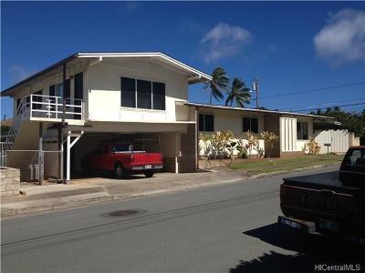 Hawaii County, Honolulu County Rental For Rent: 4234 Huanui Street