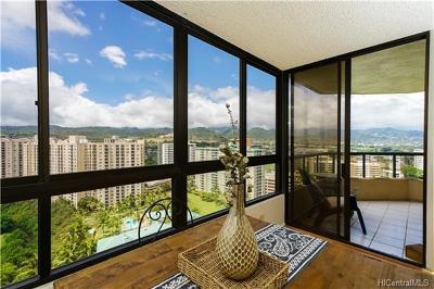 Honolulu Condo/Townhouse For Sale: 5333 Likini Street #2110