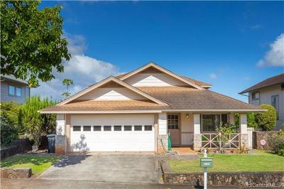 Waipahu Single Family Home For Sale: 94-1044 Kukula Street