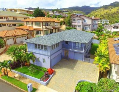 Single Family Home For Sale: 92-1414 Kuamu Street