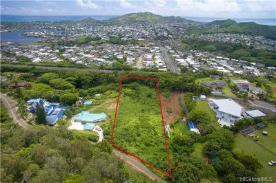Kailua Residential Lots & Land For Sale: 42-259 Old Kalanianaole Road