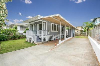 Single Family Home In Escrow Showing: 3266-B Lincoln Avenue #B