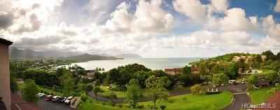 Kaneohe Condo/Townhouse For Sale: 46-159 Meheanu Loop #3254