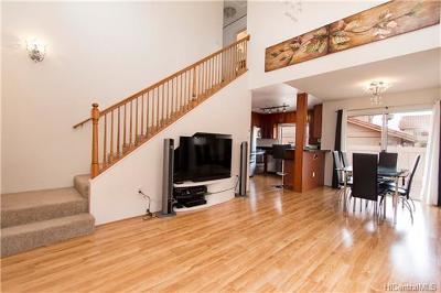Waipahu Single Family Home For Sale: 94-209a Iokoo Place #104