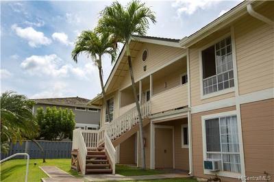 Waipahu Condo/Townhouse For Sale: 94-1469 Waipio Uka Street #U102