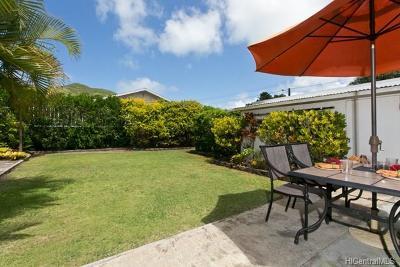 Kailua Single Family Home For Sale: 1008 Kamahele Street