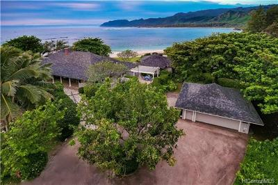 Honolulu County Single Family Home For Sale: 55-273 Kamehameha Highway