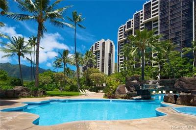 Honolulu County Condo/Townhouse For Sale: 501 Hahaione Street #1G