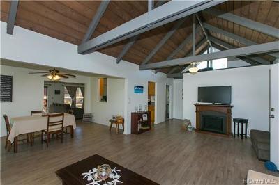 Mililani Single Family Home In Escrow Showing: 94-424 Alapoai Street