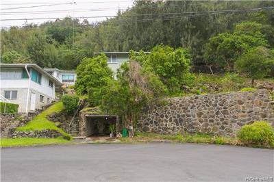 Honolulu Single Family Home For Sale: 2511 Henry Street