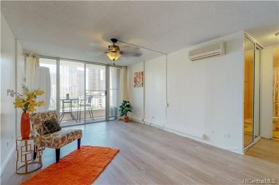 Condo/Townhouse In Escrow Showing: 1848 Kahakai Drive #1003
