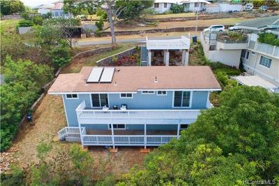 Aiea Single Family Home For Sale: 99-569 Aiea Heights Drive