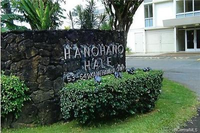 Condo/Townhouse For Sale: 53-549 Kamehameha Highway #604