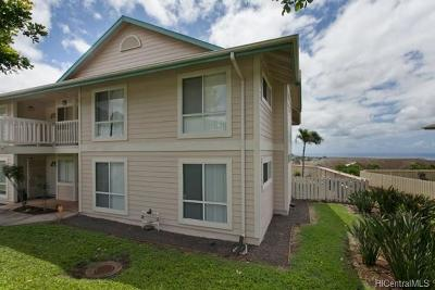 kapolei Condo/Townhouse For Sale: 92-1212 Palahia Street #W106