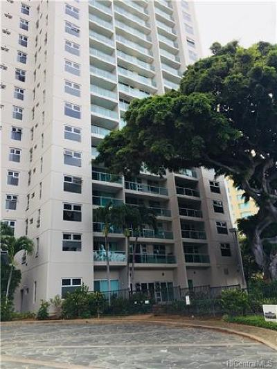 Honolulu Condo/Townhouse In Escrow Showing: 1450 Young Street #2402