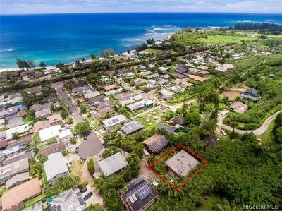 Haleiwa Single Family Home For Sale: 58-126 Iwia Place #B