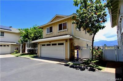 Waianae Single Family Home For Sale: 87-2059 Pakeke Street