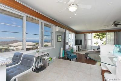 Single Family Home In Escrow Showing: 4014 Palua Place #2