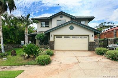 kapolei Single Family Home For Sale: 91-1526 Wahane Street