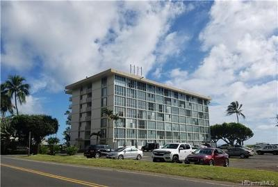 Condo/Townhouse For Sale: 53-549 Kamehameha Highway #219