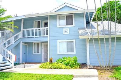 Waipahu Condo/Townhouse For Sale: 94-970 Lumiauau Street #G103