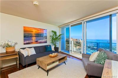 Honolulu HI Condo/Townhouse For Sale: $1,025,000