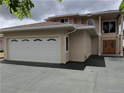 Single Family Home For Sale: 45-177 Ikenakai Street