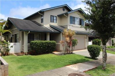 Mililani Single Family Home For Sale: 95-216 Kaela Place