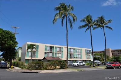 Waialua Condo/Townhouse For Sale: 68-025 Apuhihi Street #201