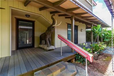 Wahiawa Single Family Home For Sale: 1657 Hoolulu Road