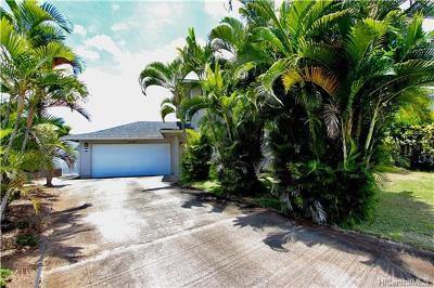 Ewa Beach Single Family Home In Escrow Showing: 91-1006 Uouoa Street