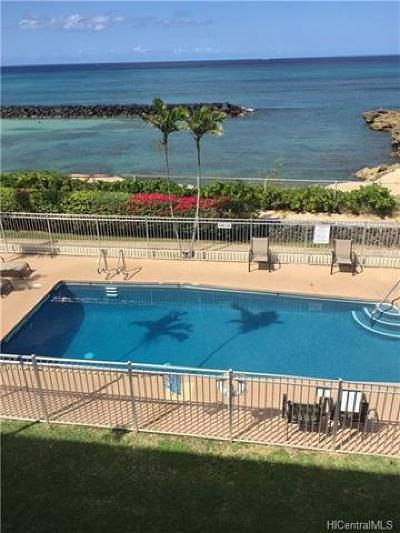 Waianae Condo/Townhouse For Sale: 85-175 Farrington Highway #A325
